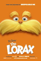 Dr. Seuss The Lorax Stays Top Box Office!