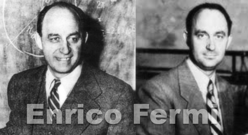 Biografi singkat Enrico Fermi dan Statistik Fermi
