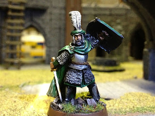 LOTR SBG Captain of Arnor