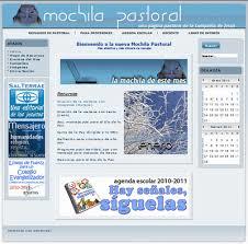 Mochila de Pastoral