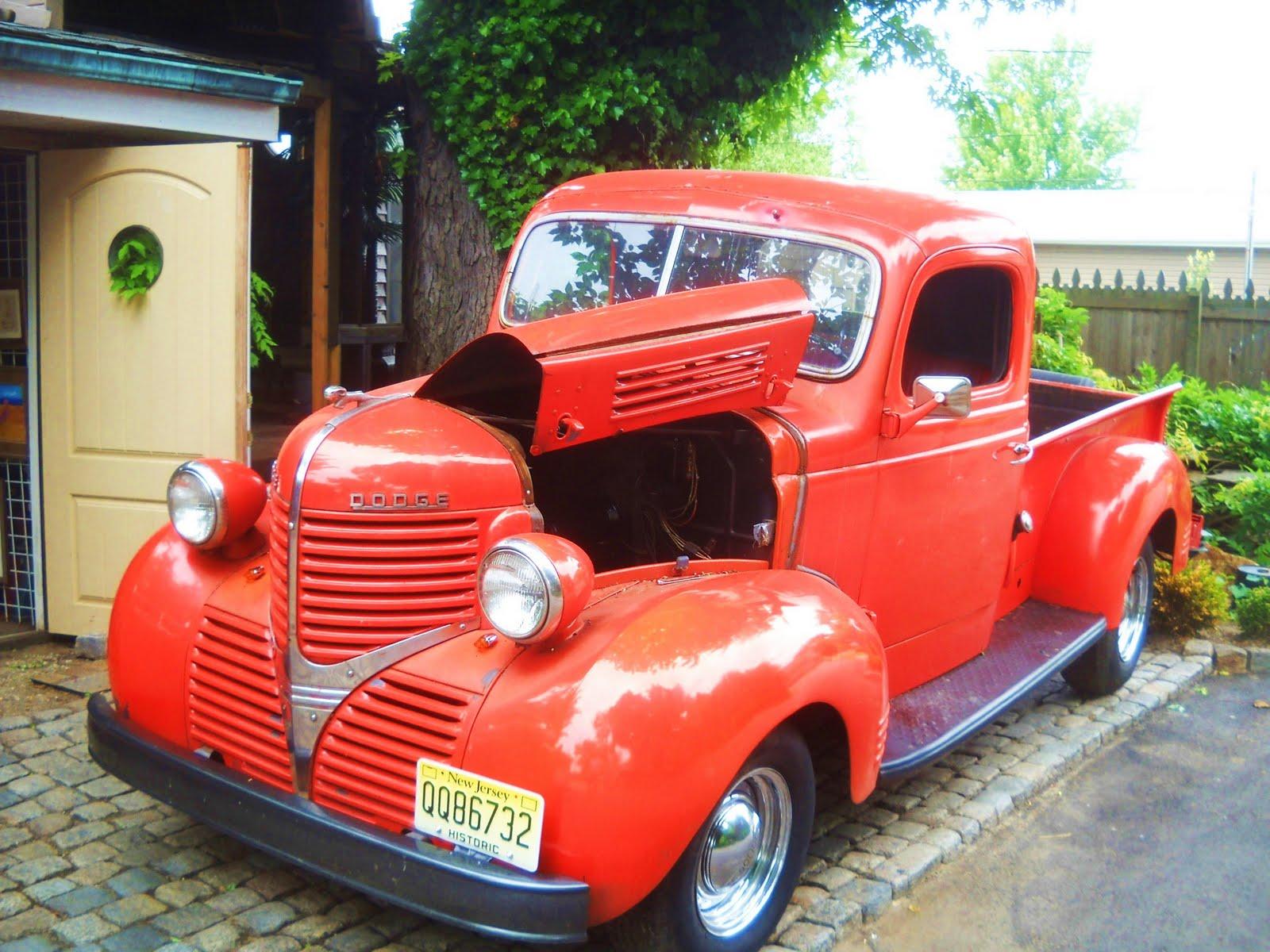 1939 Dodge pickup truck.