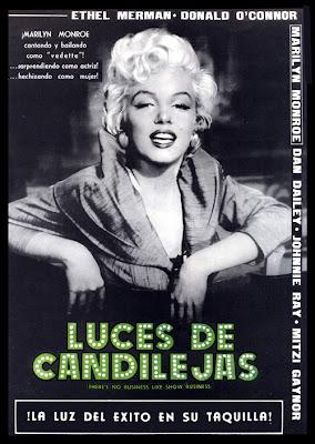 Luces de candilejas (1954) DescargaCineClasico.Net