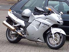 Gambar Sepeda Motor Honda CBR 1100xx Blackbird 13