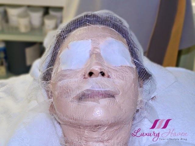 luxury haven reviews immortelle atelier filorga cryolift treatment