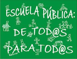 Por una educaicn pblica y de calidad