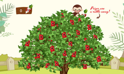 Toshiba The Tree of Fortune Contest