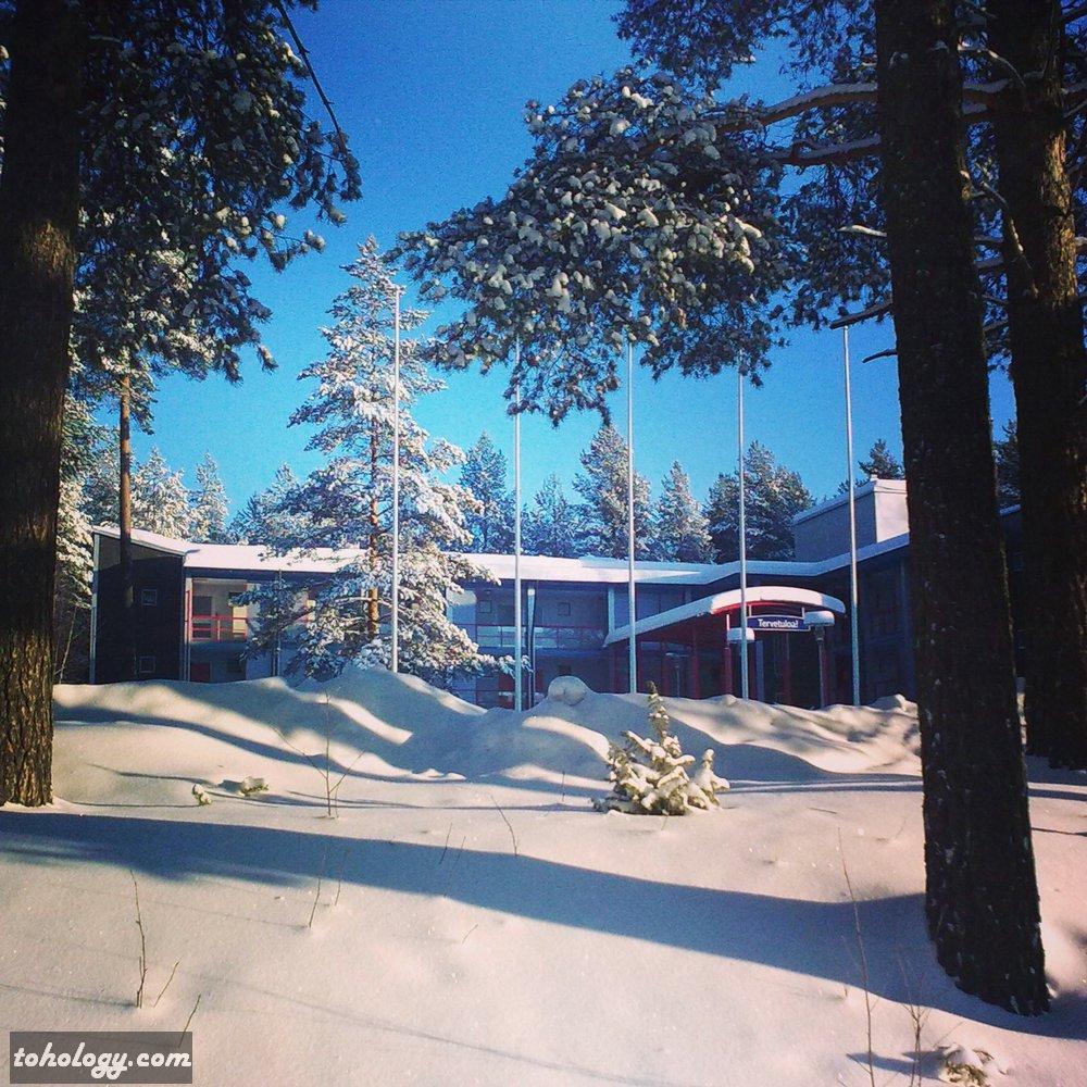 Uusikuu hotel in Mikkeli