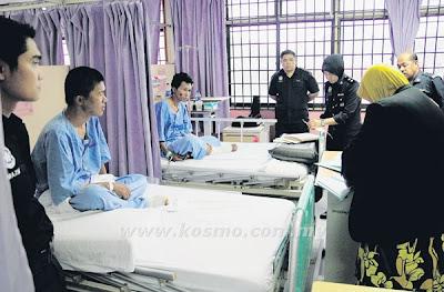 Wad, hospital, jadi, mahkamah, Kota Bharu, dua, lelaki, dirawat, dihospital, terkena, tembakan, Polis, atas, tuduhan, memiliki, beberapa, senjata, berbahaya, dan, menyerang, penjawat, awam, Jenayah, Malaysia