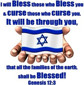 Bless israel and the jewish people