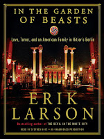 Cover of In the Garden of Beasts by Erik Larson