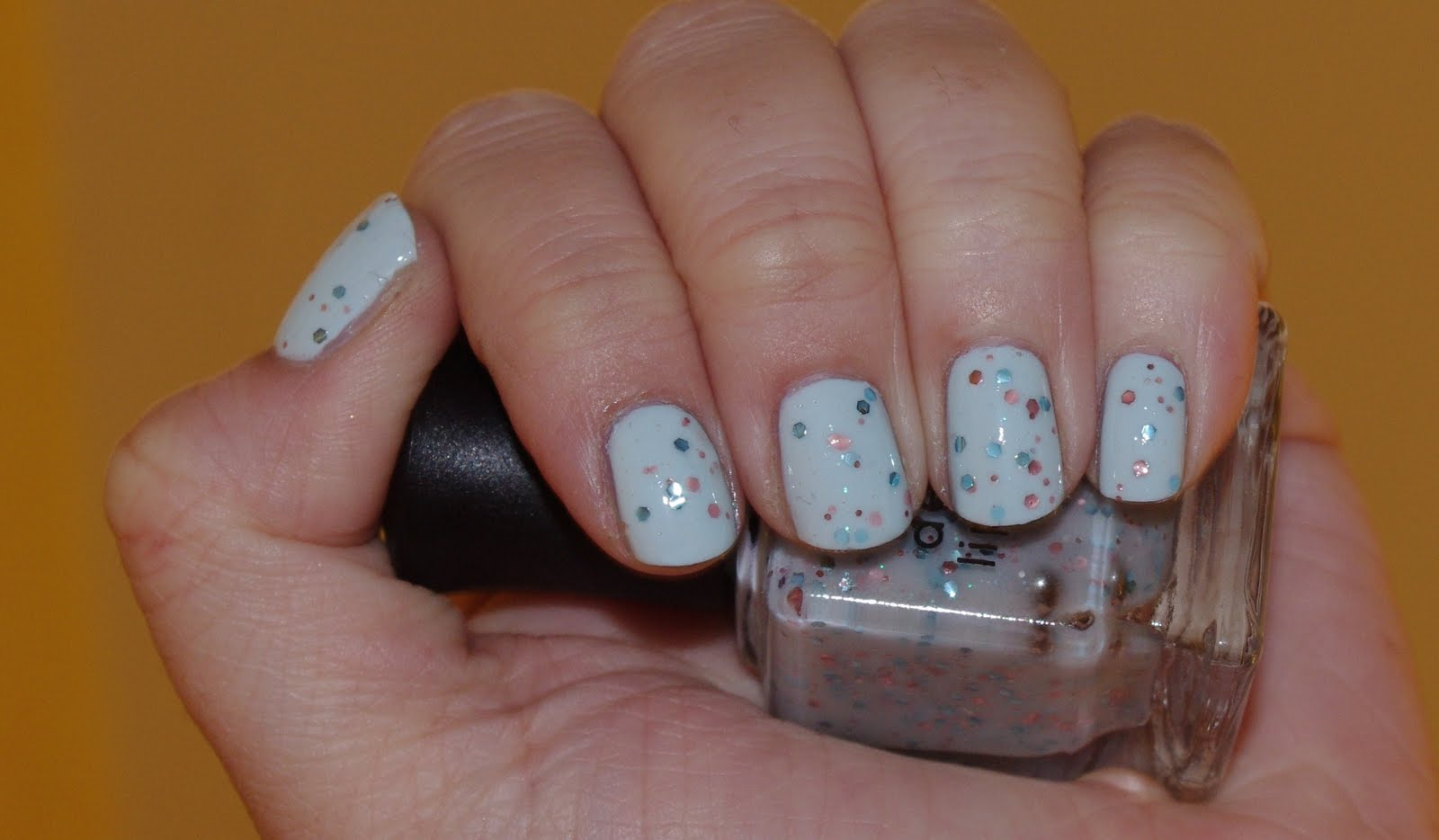 My little world of polish by Lily Nail: Etude House baby blue ...