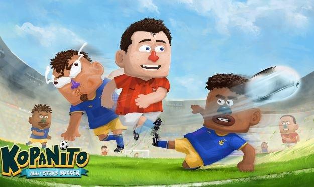 Impresiones con Kopanito All-Stars Soccer, acción balompedística simple y directa