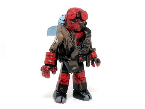 Rocket Pack Hellboy Minimate