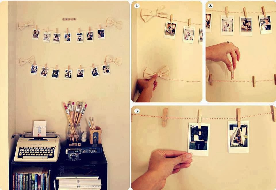 Rope as Picture Display