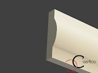 Ancadramente Polistiren, Ancadrament Polistiren, Ancadramente ART A14, Profile Decorative, Profile Fatada, Profile Polistiren, Ornamente Polistiren, Baghete Polistiren, Pret