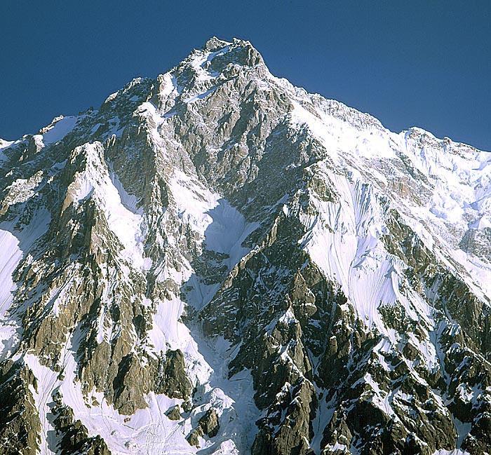 Nanga Parbat the ninth highest of Eight thousanders Of