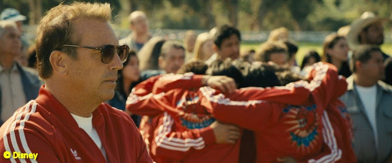 Kevin Costner is McFarland, USA