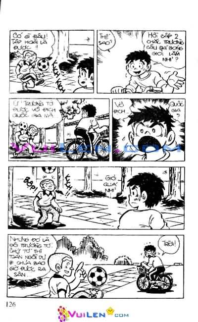 Jindodinho - Đường Dẫn Đến Khung Thành III  Tập 1 page 127 Congtruyen24h
