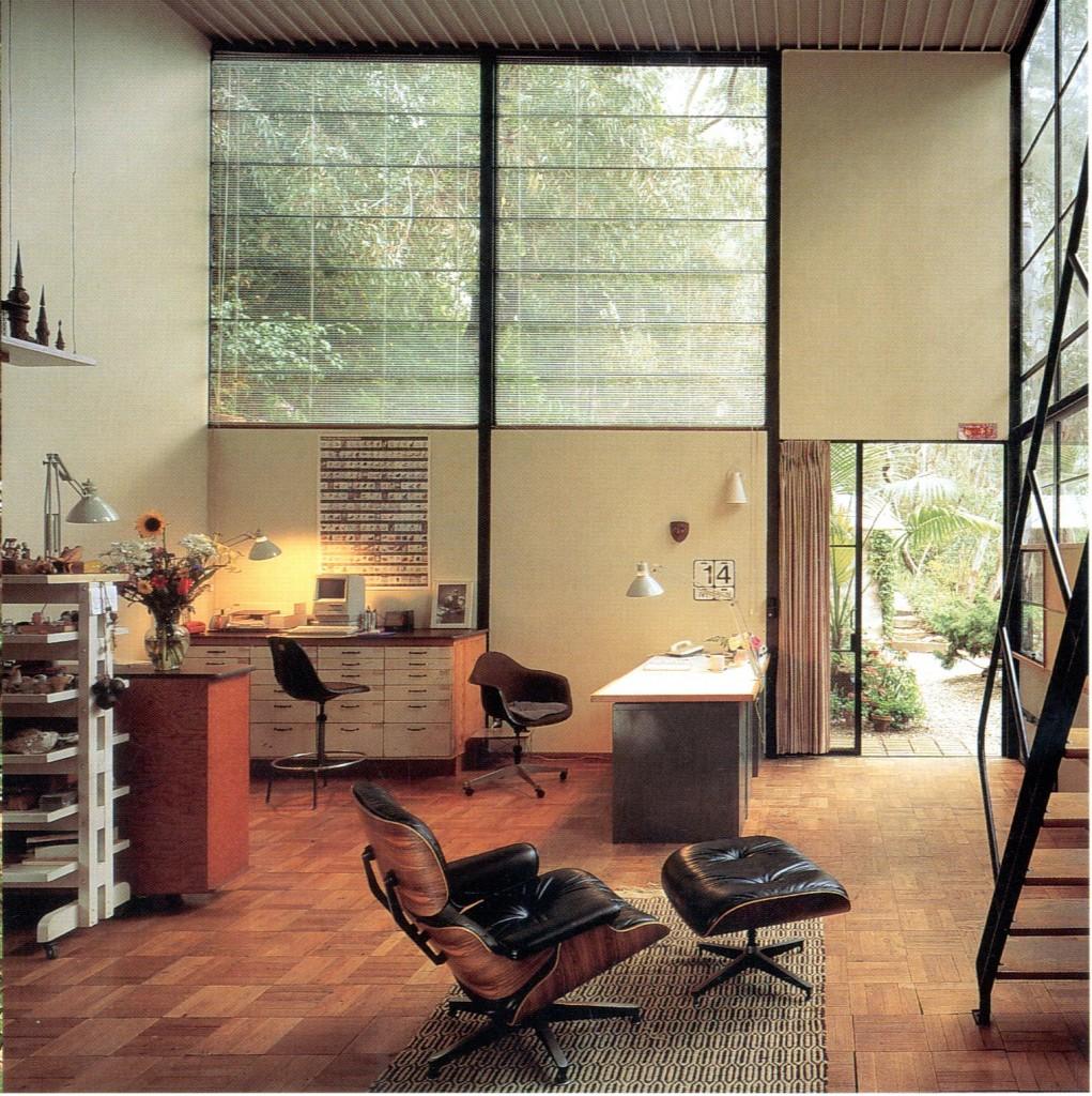 bzdesignblog eames. Black Bedroom Furniture Sets. Home Design Ideas