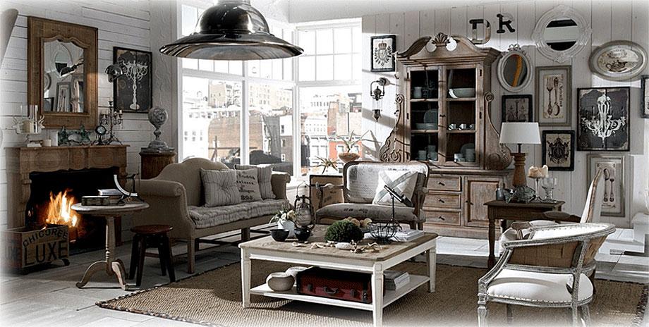 Vientage salones vintage - Salones retro ...