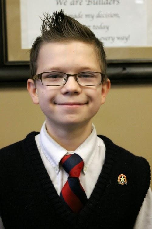 Kayden Proud of my son Kayden