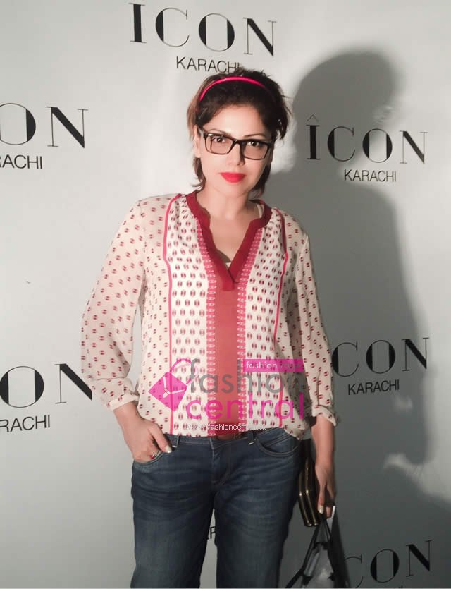 Icon Clothing Karachi Launched Pre-Fall  2015 Collection