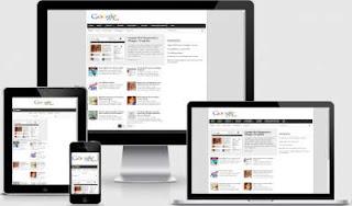 Google SEO Template Blogger Paling SEO Friendly