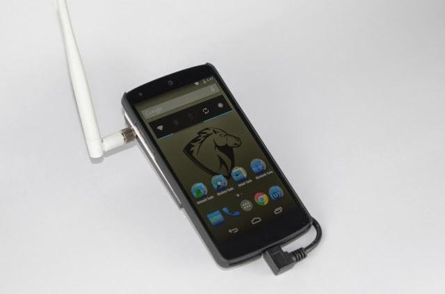 Nexus 5 Pwn Phone - Fonte: http://arstechnica.com/