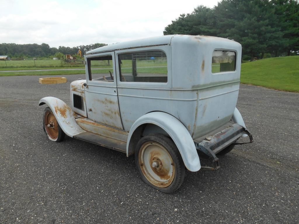 My 1928 chevrolet a 1928 sedan looking for a new home for 1928 chevrolet 2 door coupe