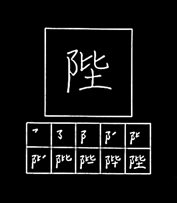 kanji kerajaan