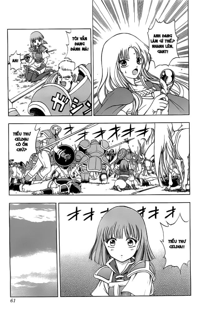 Fire Emblem-Hasha no Tsurugi chap 6 - Trang 11