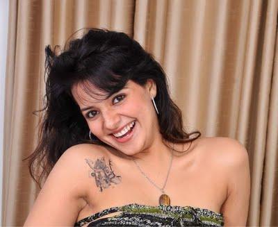 , Saloni Aswani Tattoo Pics