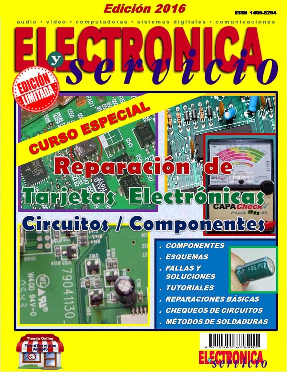 Curso Especial Reparación De Tarjetas Electrónicas Ebook Pdf