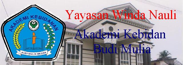 Logo akademi kebidanan senior medan