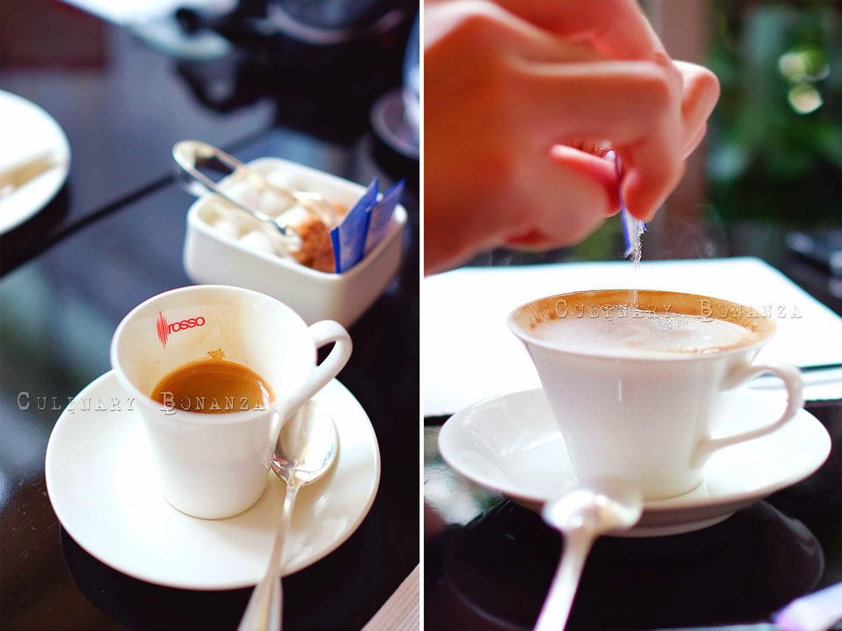 Espresso and Cappuccino