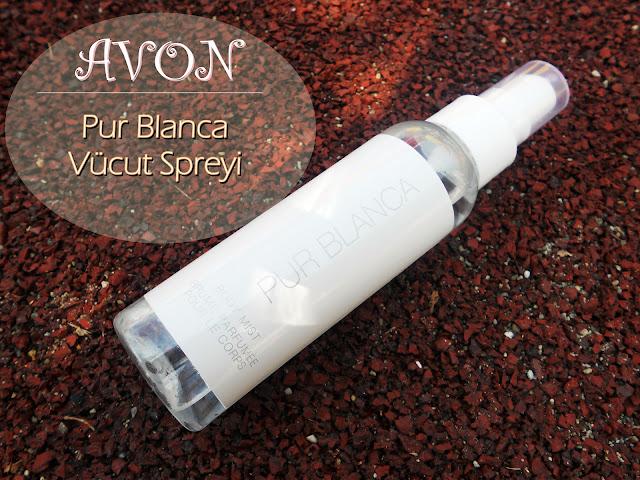 AVON-Pur-Blanca-Vucut-Spreyi