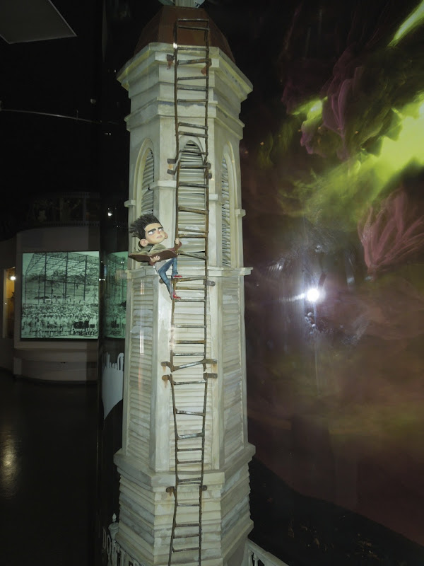 ParaNorman puppet tower