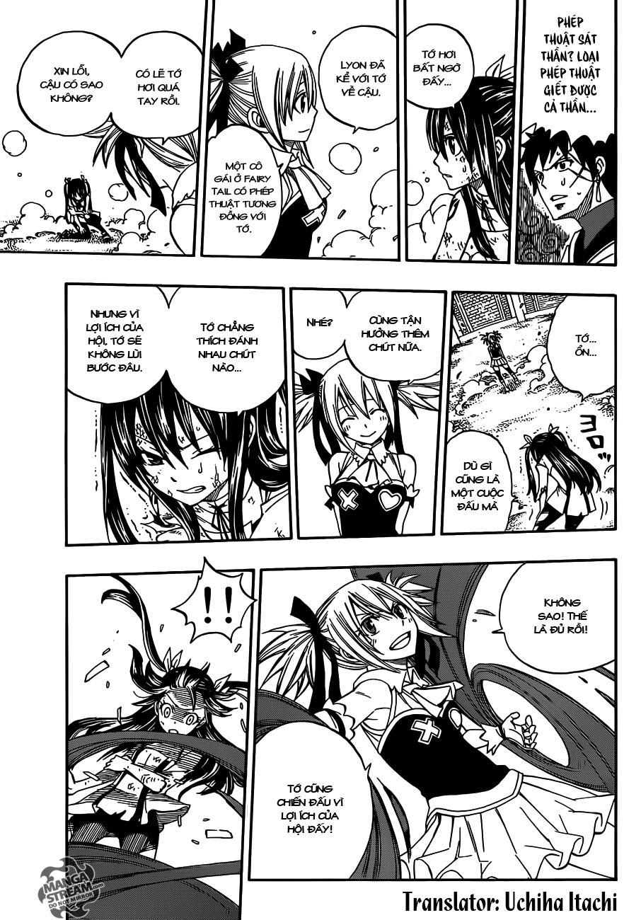 Fairy Tail chap 288 page 11 - IZTruyenTranh.com