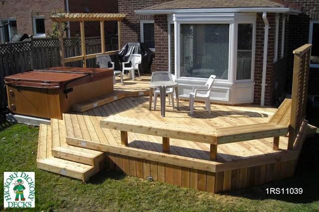 Deck Designs Pictures