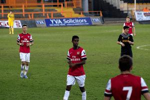 Arsenal Playmaker Gedion Zelalem