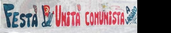 Festa dell'Unità Comunista