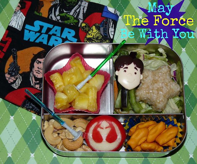 StarWars Lunchbots Bento
