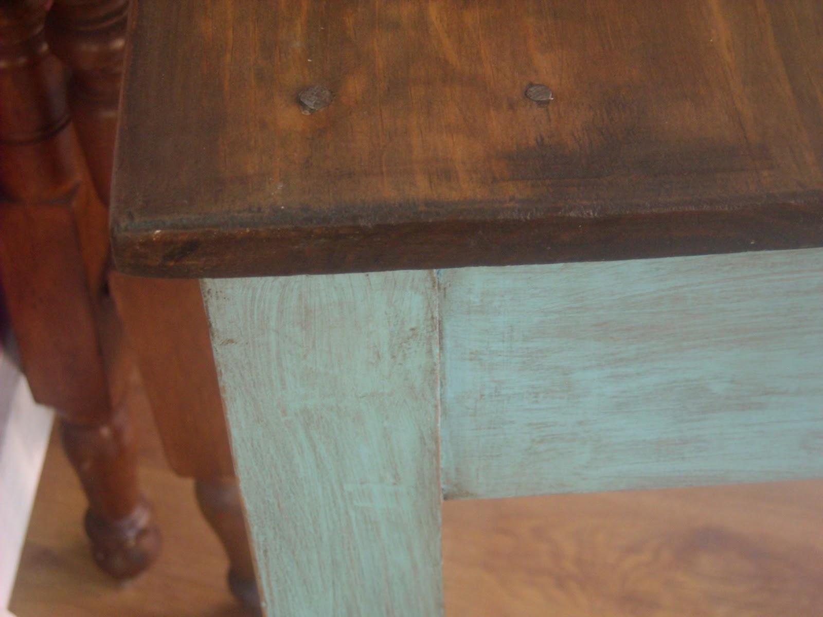 Muebles Decapados De Colores Good Muebles Decapados En Colores  # Muebles Efecto Desgastado