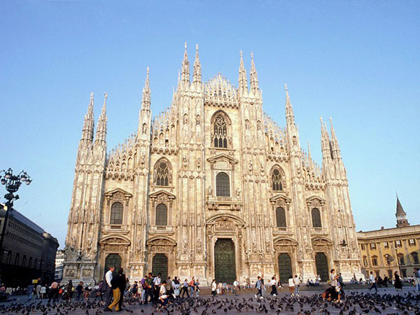 World visits milan city best place in italy for Best places in milan