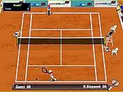 Permainan Tennis Grandslam Gratis Online