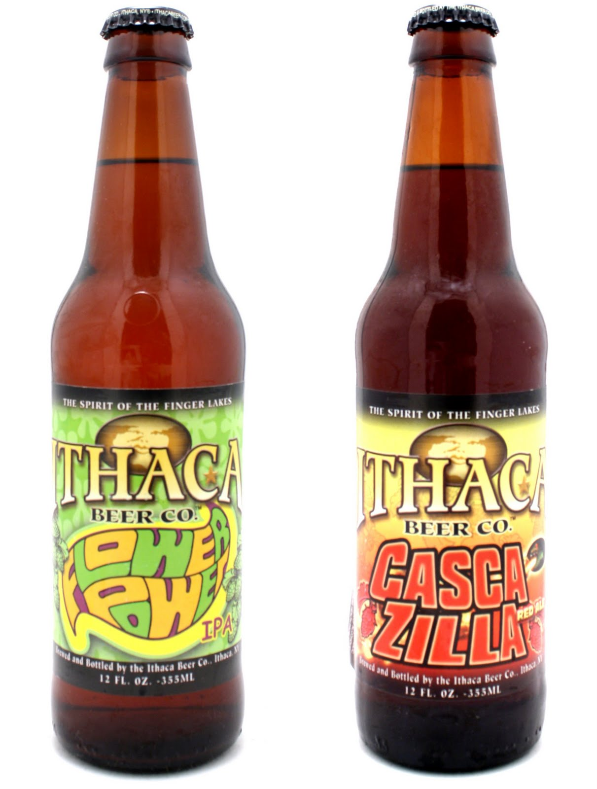 The Cellar Forum Flower Power & Casca Zilla From Ithaca Beer Co