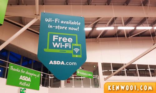 free wifi asada
