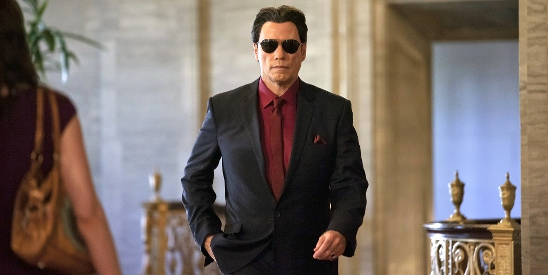John Travolta in Criminal Activities