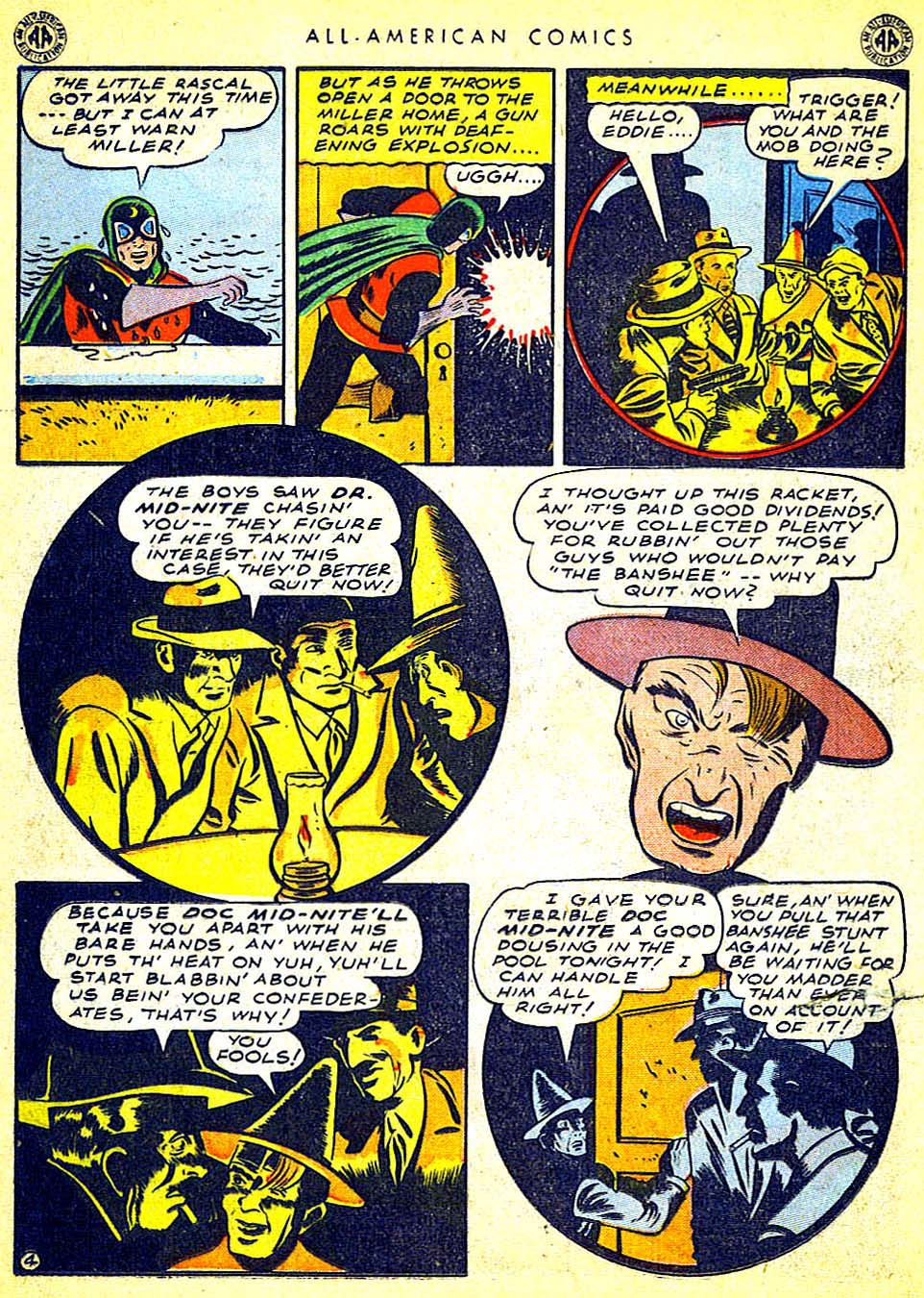 Read online All-American Comics (1939) comic -  Issue #65 - 22