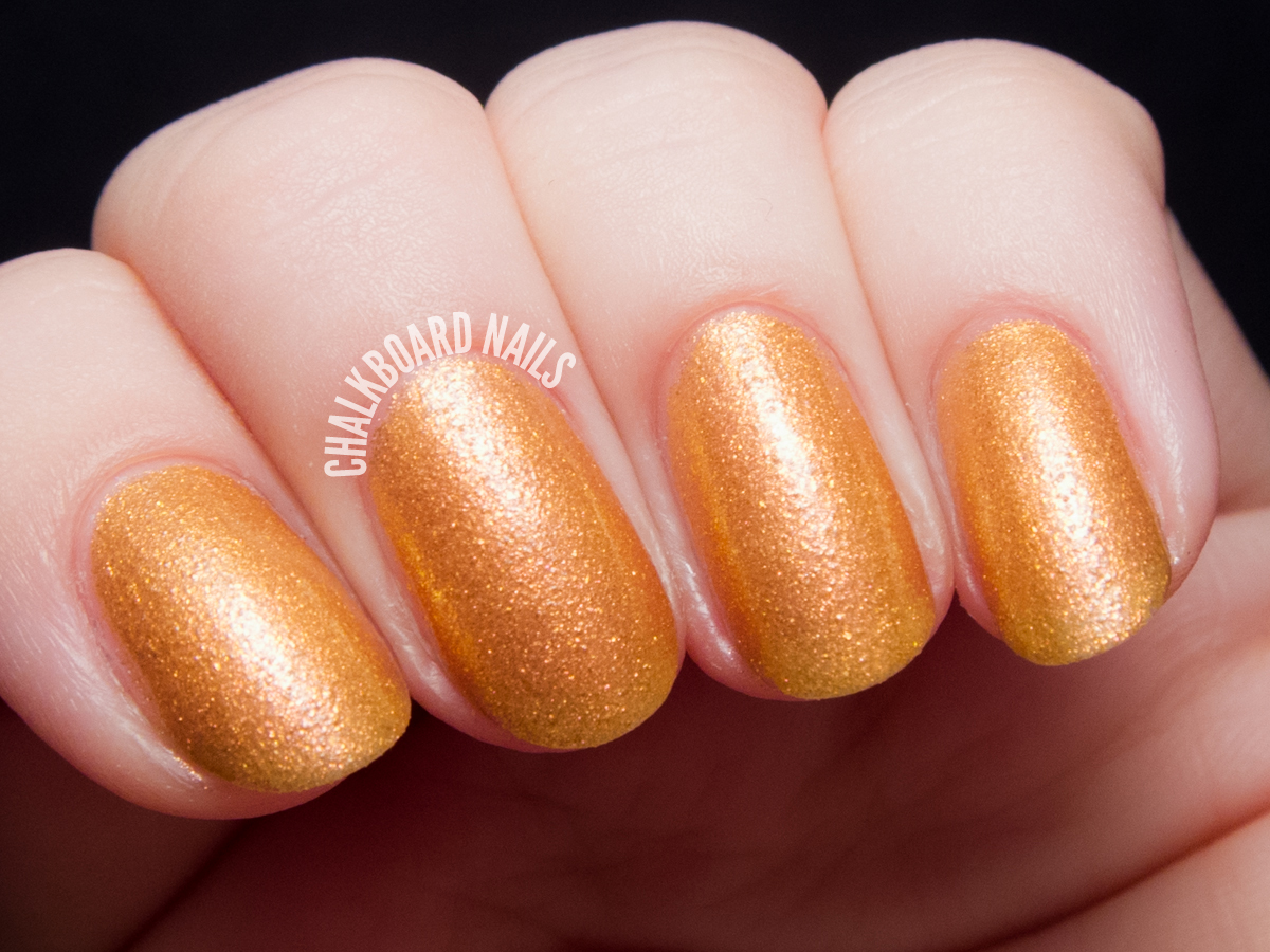 Serum No. 5 Beam Me Up via @chalkboardnails